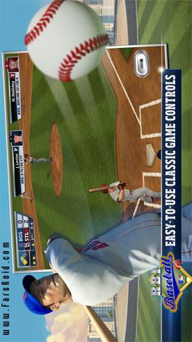 دانلود R.B.I. Baseball 14 1.0 – بازی بیسبال اچ دی اندروید + دیتا