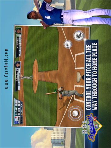 R.B.I. Baseball 14 - بازی اندروید