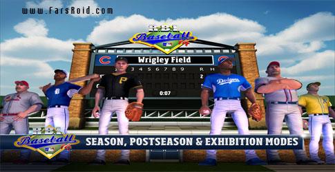 R.B.I. Baseball 14 Android - بازی ورزشی بیسبال اندروید