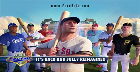 دانلود R.B.I. Baseball 14 - بازی بیسبال اچ دی اندروید + دیتا