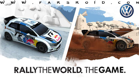 RALLY THE WORLD. THE GAME. Android
