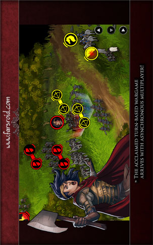RAVENMARK: Mercenaries Android بازی اندروید