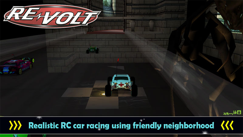 Download RE-VOLT Classic Android