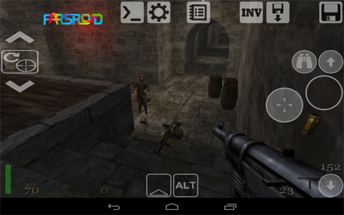 Download RTCW Touch Android APK + DATA - NEW