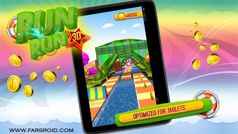 Download RUN RUN 3D Android Apk - New Free Google Play