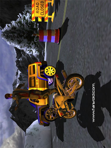 Race Stunt Fight 3! Android بازی اندروید