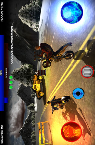 Race Stunt Fight 3! Android بازی اندروید