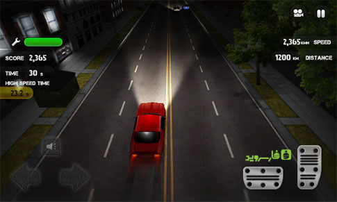 Race The Traffic Android