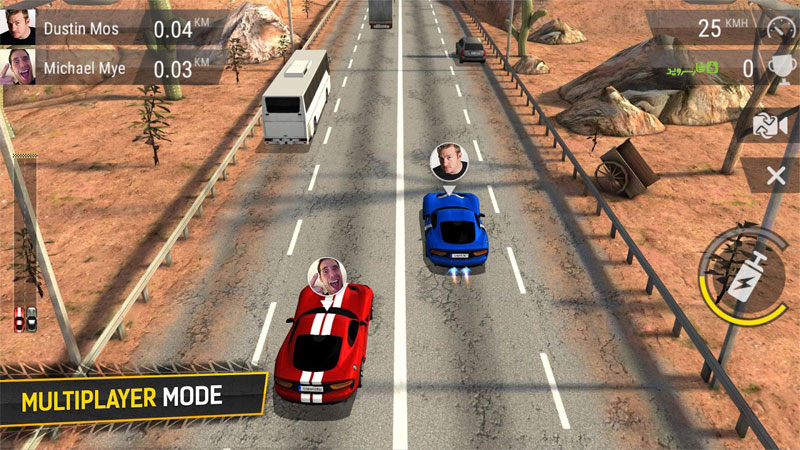 Download Racing Fever Android Apk + Mod - New Free Google Play