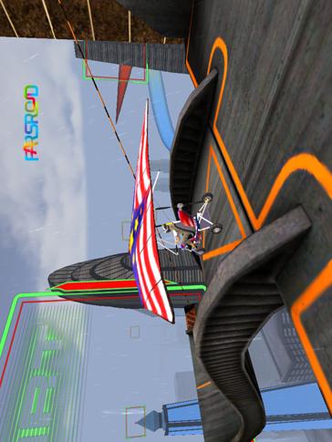بازی اندروید - Racing Glider Android