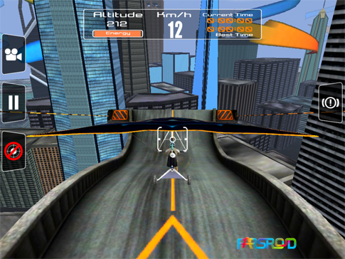 Download Racing Glider Android APK + OBB