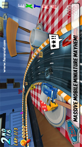 Rail Racing Limited Edition Android بازی اندروید