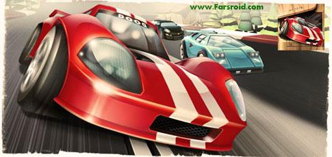 دانلود Rail Racing Limited Edition - ماشین های اسباب بازی اندروید