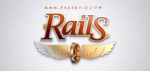 دانلود Rails - بازی خارق العاده کنترل راه آهن اندروید+ دیتا+ تریلر