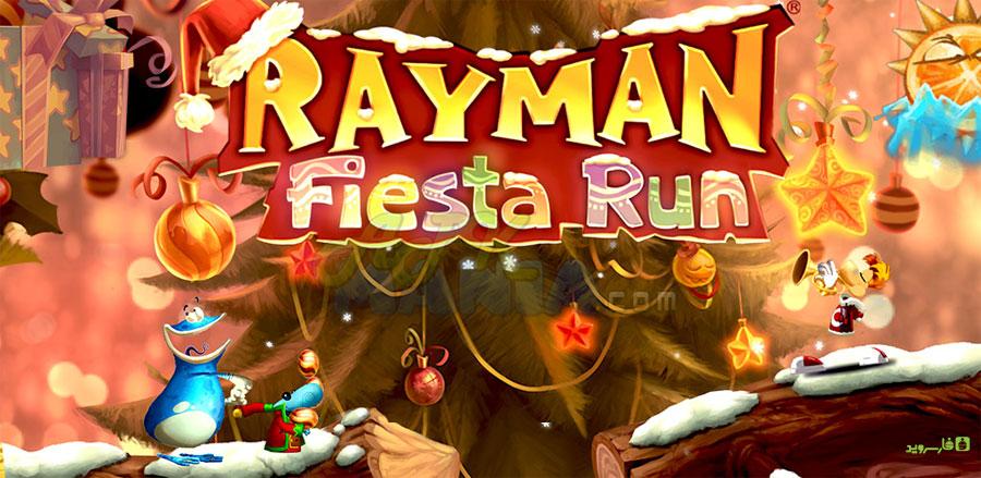 دانلود Rayman Fiesta Run - بازی ریمن جشن فیستا اندروید + دیتا