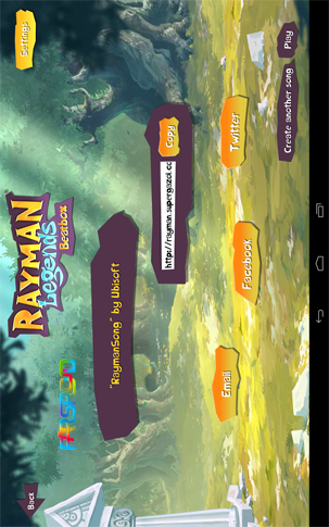 Rayman Legends Beatbox Android بازی اندروید