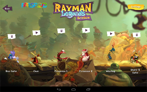 Download Rayman Legends Beatbox Android Apk - New