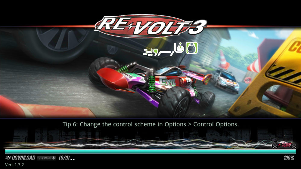 Re-Volt 3 Android Data Download