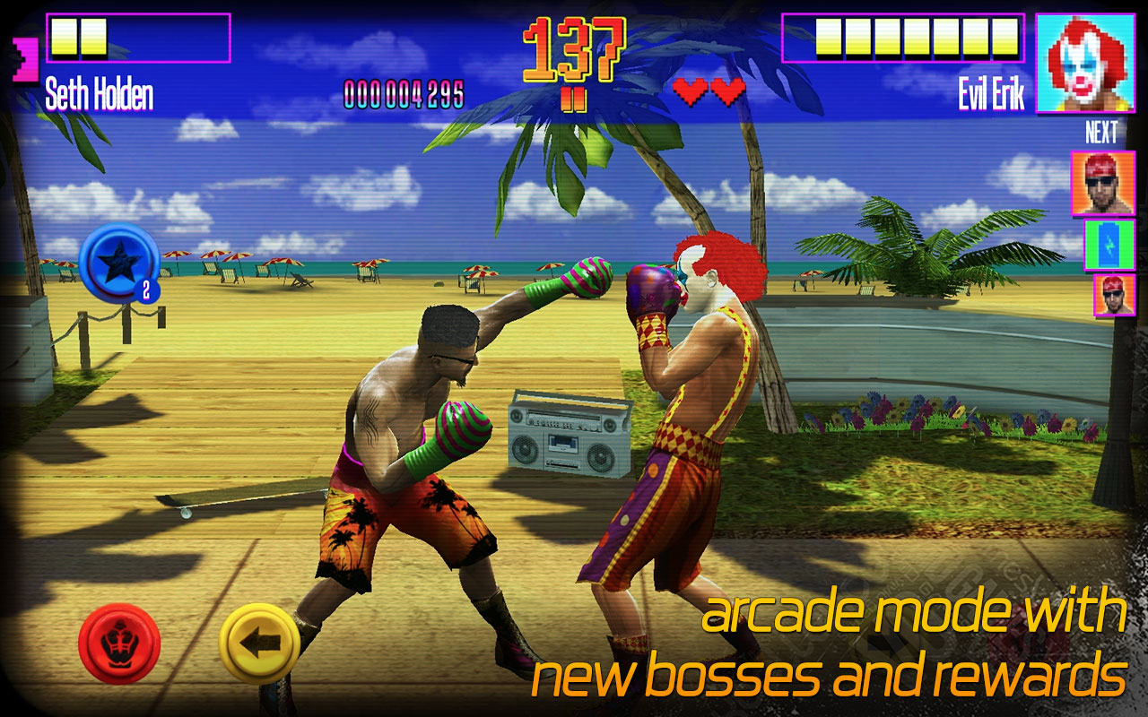 Real Boxing 1.0 Android
