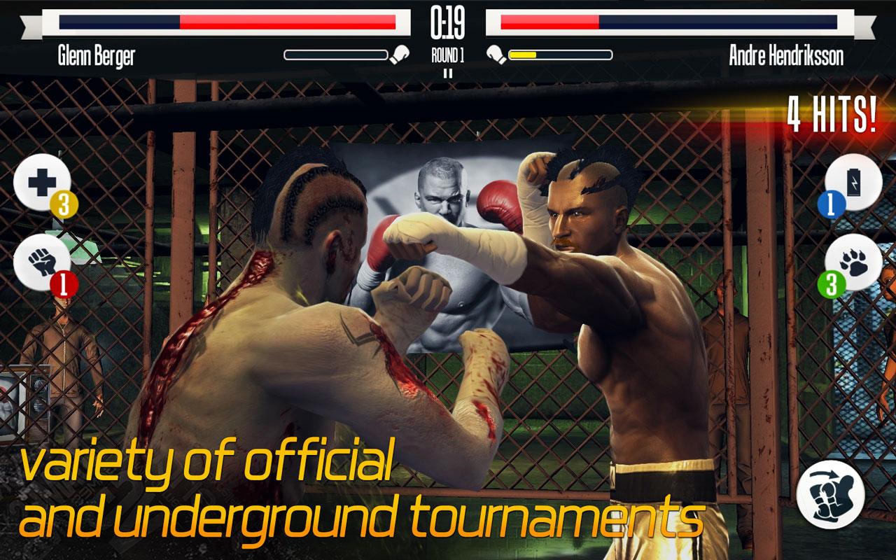 دانلود Real Boxing 2.9.0 – بازی بوکس واقعی اندروید + مود + دیتا