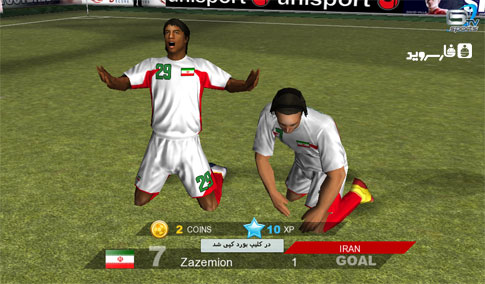 Download Real Football 2012 Android Apk + Obb SD - Google Play