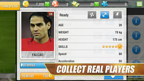 Real Football 2013 Android
