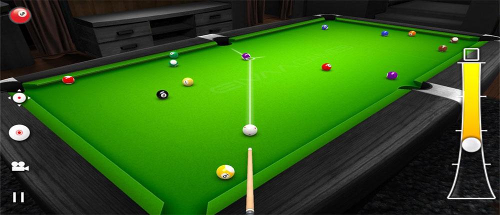 Real Pool 3D - بازی بیلیارد سه بعدی اندروید