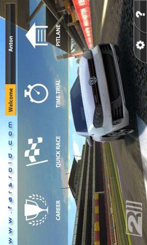 Real Racing 2 Android بازی جدید اندروید