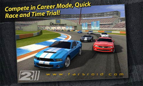 Download Real Racing 2 Android Apk + Data - NEW FREE