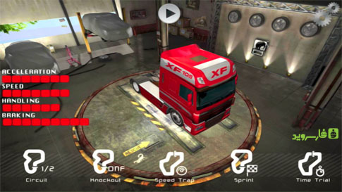 Real Truck Racing HD Android