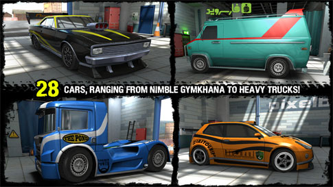 Reckless Racing 3 Android