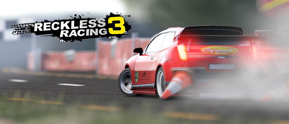 دانلود Reckless Racing 3 - بازی مسابقات بی پروا 3 اندروید!