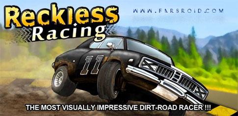 دانلود Reckless Racing - بازی مسابقات بی پروا اندروید + دیتا !