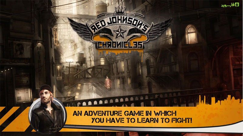Download Red Johnson's Chronicles Android Apj Full + Obb SD - Google Play