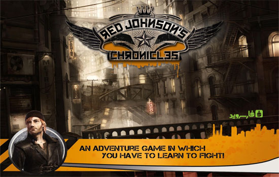 دانلود Red Johnson's Cronicles - Full - بازی رد جانسون اندروید!