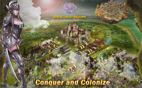 Download Reign of Conquerors Android Apk + Obb - NEW FREE