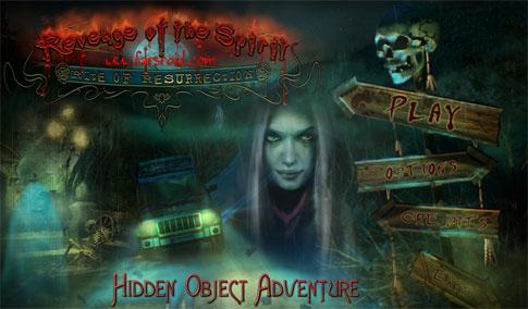 دانلود Revenge of the Spirit: CE - بازی معمایی و فکری اندروید + دیتا