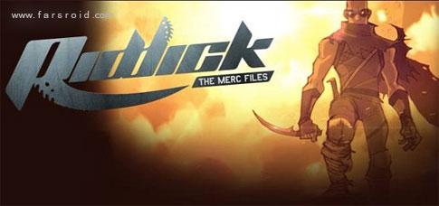 دانلود Riddick: The Merc Files - بازی اکشن ریدیک اندروید + دیتا