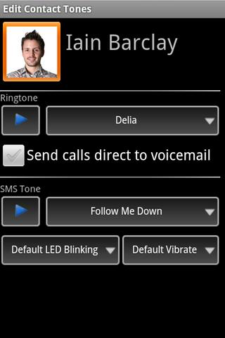 Ringo Pro: Text & Call Alerts Android