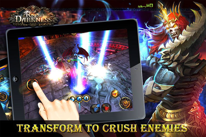 Download Rise of Darkness Android Apk + Obb SD - Google Play