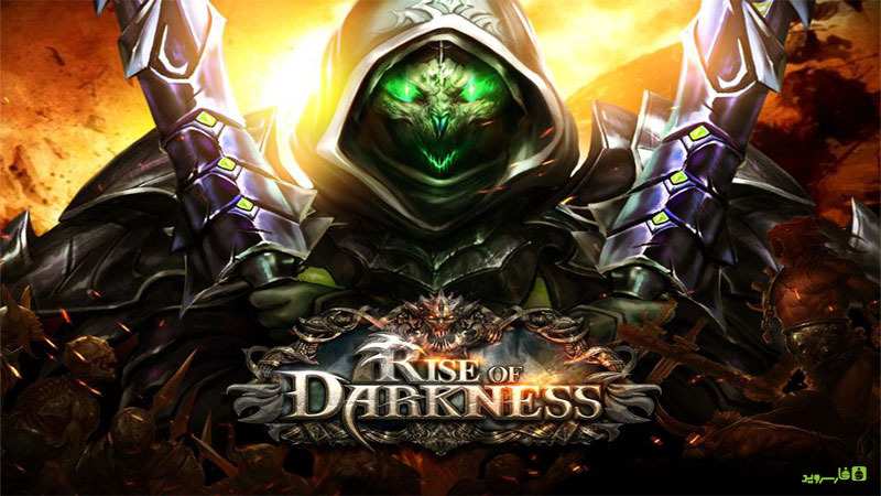 دانلود Rise of Darkness - بازی نقش آفرینی طلوع تاریکی اندروید + دیتا