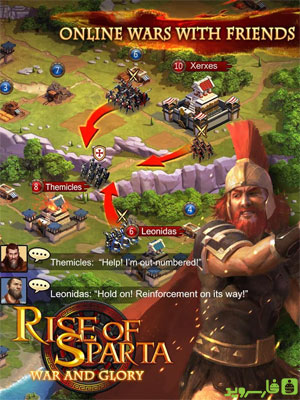Download Rise of Sparta: War and Glory Android - NEW Google Play