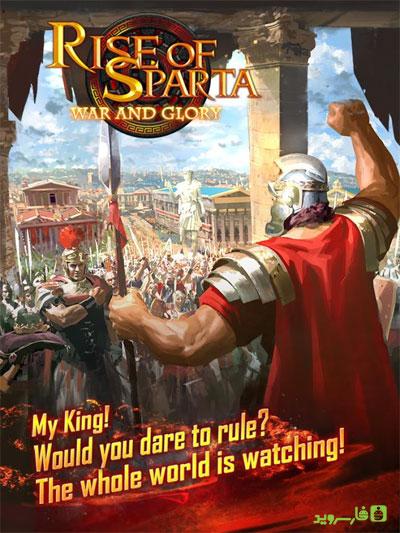 دانلود Rise of Sparta: War and Glory - بازی طلوع اسپارتا اندروید!