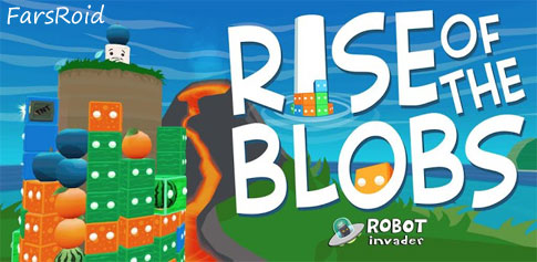 Rise of the Blobs Android