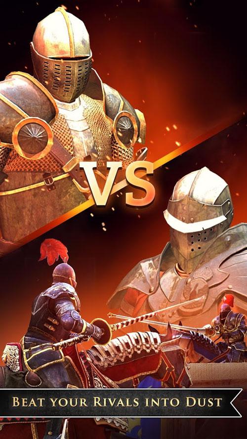 دانلود Rival Knights 1.2.4b – بازی اکشن شوالیه های رقیب اندروید + دیتا
