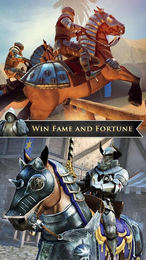 Rival Knights - بازی اندروید