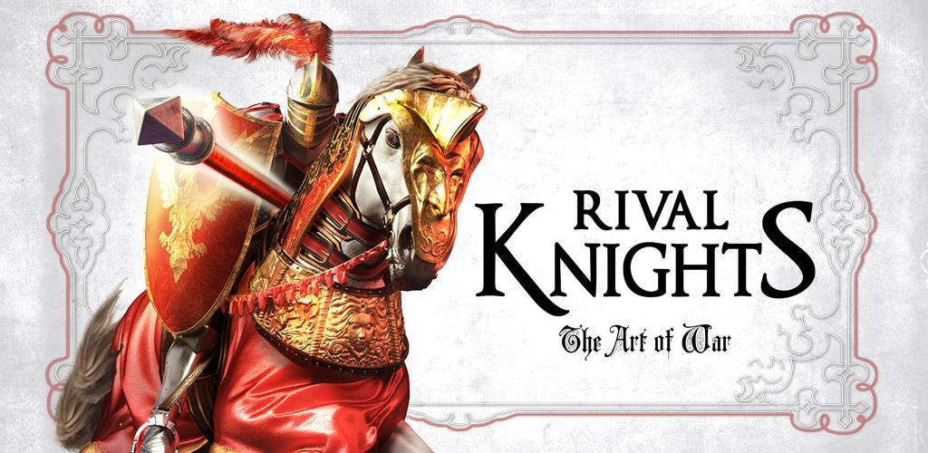 دانلود Rival Knights 1.1.0o – بازی اکشن شوالیه های رقیب اندروید + دیتا