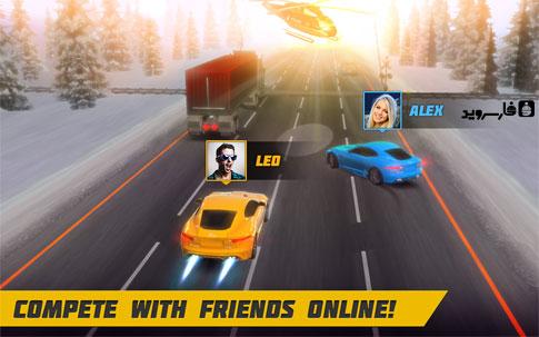 Road Smash 2: Hot Pursuit - بازی اندروید