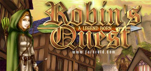 دانلود Robin's Quest - بازی ماجراجویی تحقیق رابین اندروید + دیتا