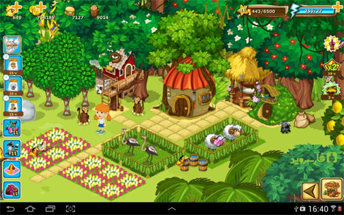 Robinson Android بازی جدید اندروید